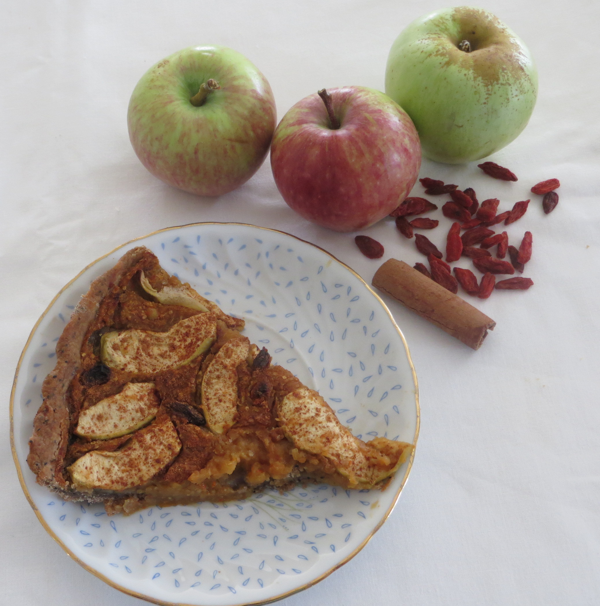 Apple-gojis-pie